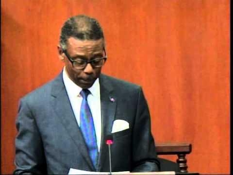 Antigua and Barbuda Budget Speech 2014 Part 2