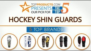 Best Hockey Shin Guard Reviews 2017 – How to Choose the Best Hockey Shin Guard