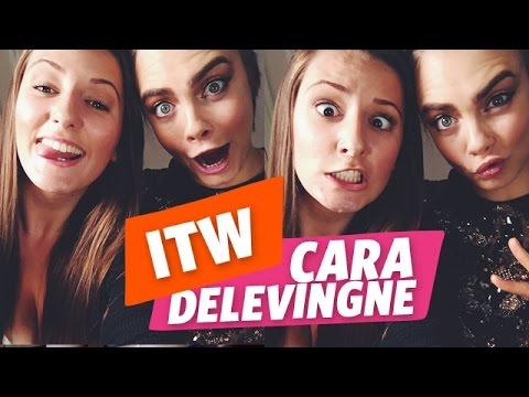 La Face Cachée de Margo] Emma rencontre Cara Delevingne ...