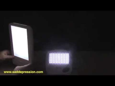 SAD Light Comparison Video