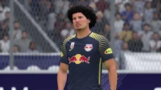 FIFA 18 | Real Sociedad vs Salzburg | Europa League Play Offs | Full Gameplay HD (PS4/Xbox One)