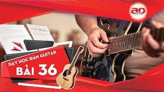 Dạy học đàn guitar bài 36: Lazy song - Nicolas cover hay nhất Việt Nam