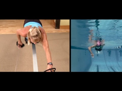 Efficient Swimming FAQ: How To Integrate Hip Rotation Into Freestyle Swimming On The Vasa Ergometer