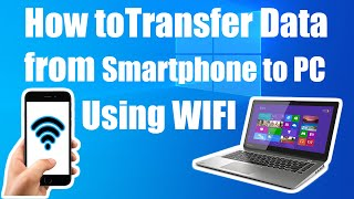 Android Mobile tips and tricks : Transfer smartphone data over WiFi