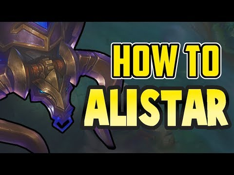 How To Alistar Guide Lane Phase Challenger Support