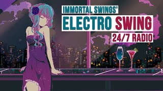 24/7 Electro Swing Radio - Enjoy the best Swings in 2019 🎧 | 40 new songs added! Listen to it~