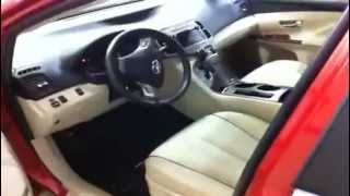 2010 Toyota Venza 4Door AWD Used Crossover at Sherwood Park Toyota Scion