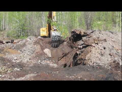 Cleaning Up Mines In Northern Saskatchewan