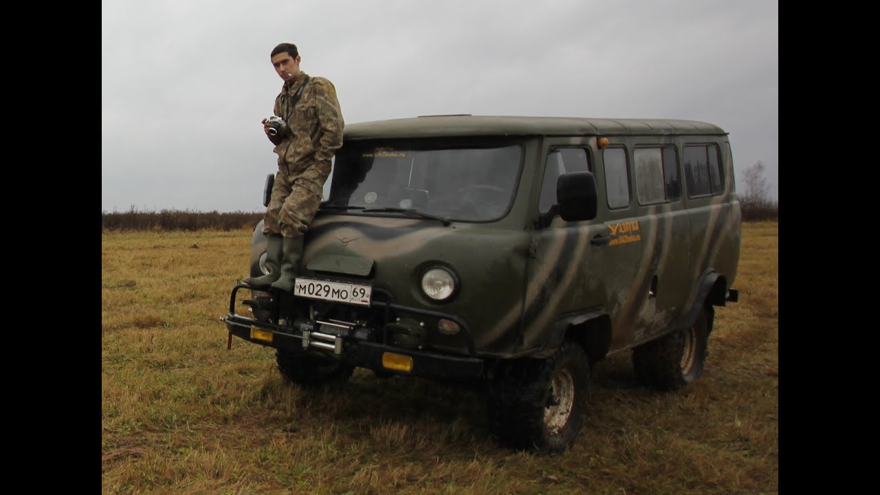 Установка ГУР ГАЗ-66 на УАЗ-452