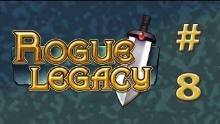 Jugando Rogue Legacy por Caras (Capitulo 8 ) Jefes que es eso !