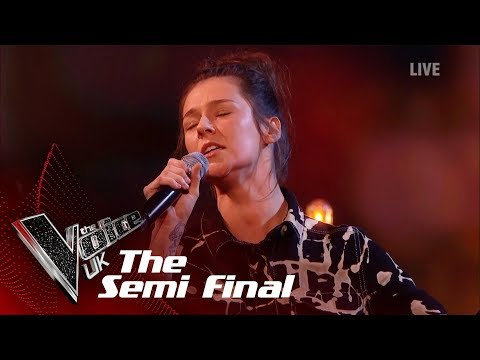 Deana's 'Autumn Leaves'   The Semi Finals   The Voice UK 2019