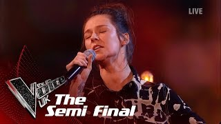 Deana's 'Autumn Leaves' | The Semi Finals | The Voice UK 2019