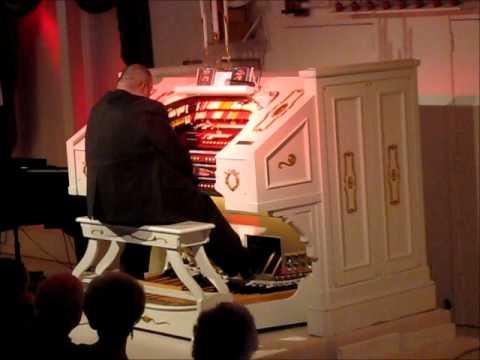 River City Theatre Organ Society presents Scott Foppiano - I Remember You