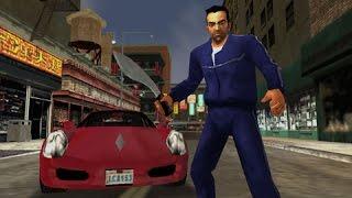 GTA: Liberty City Stories - PC EDITION GAMEPLAY - FREEROAM