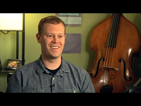 NET TV - Portraits of Faith - Ike Sturm and the Jazz Church (11/06/2014)