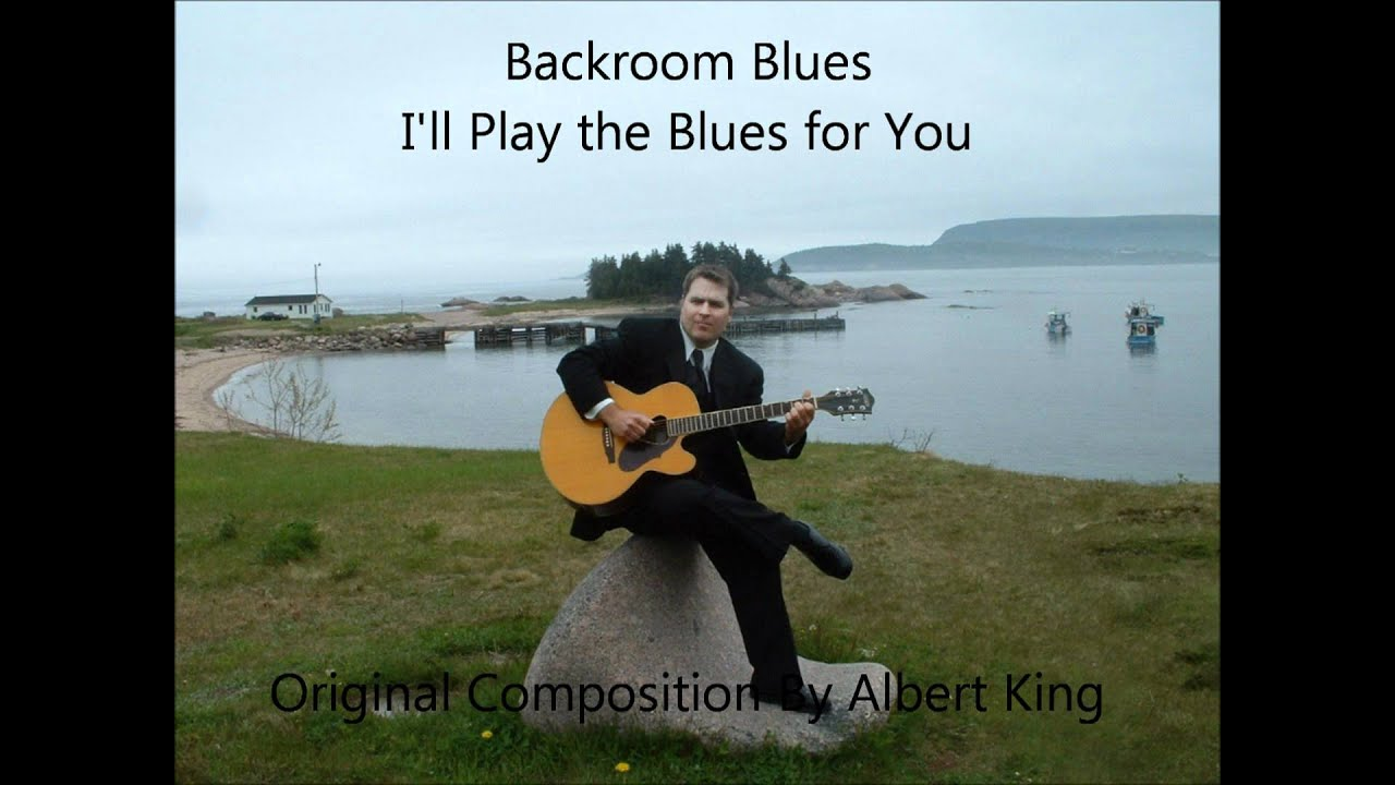how to play i ll play the blues for you