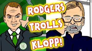 📞BRENDAN RODGERS RINGS KLOPP📞 Jurgen gets a prank call full of character and intensity