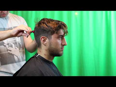 VOLUME QUIFF - Mens Haircut & Hairstyle Trend 2018 Tutorial
