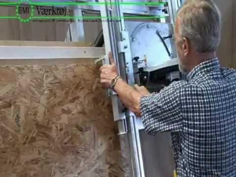 restol sarl scie a panneaux mobile pour festool ts75 youtube. Black Bedroom Furniture Sets. Home Design Ideas