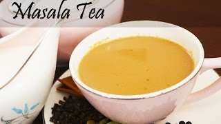 Indian Masala Chai | Spiced Tea By Crazy4veggie.com