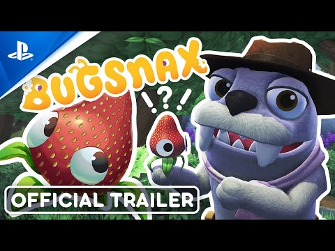 Bugsnax - Announcement Trailer | PS5