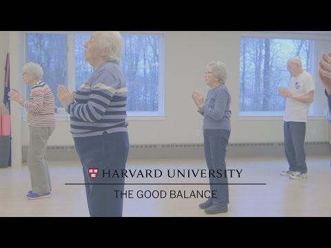 Harvard researchers study what causes falls among elderly