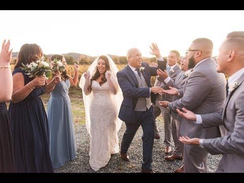 Ashley and Ian's Wedding