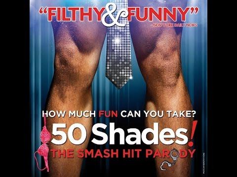 Review 50 Shades Parody Musical Ballys Las Vegas