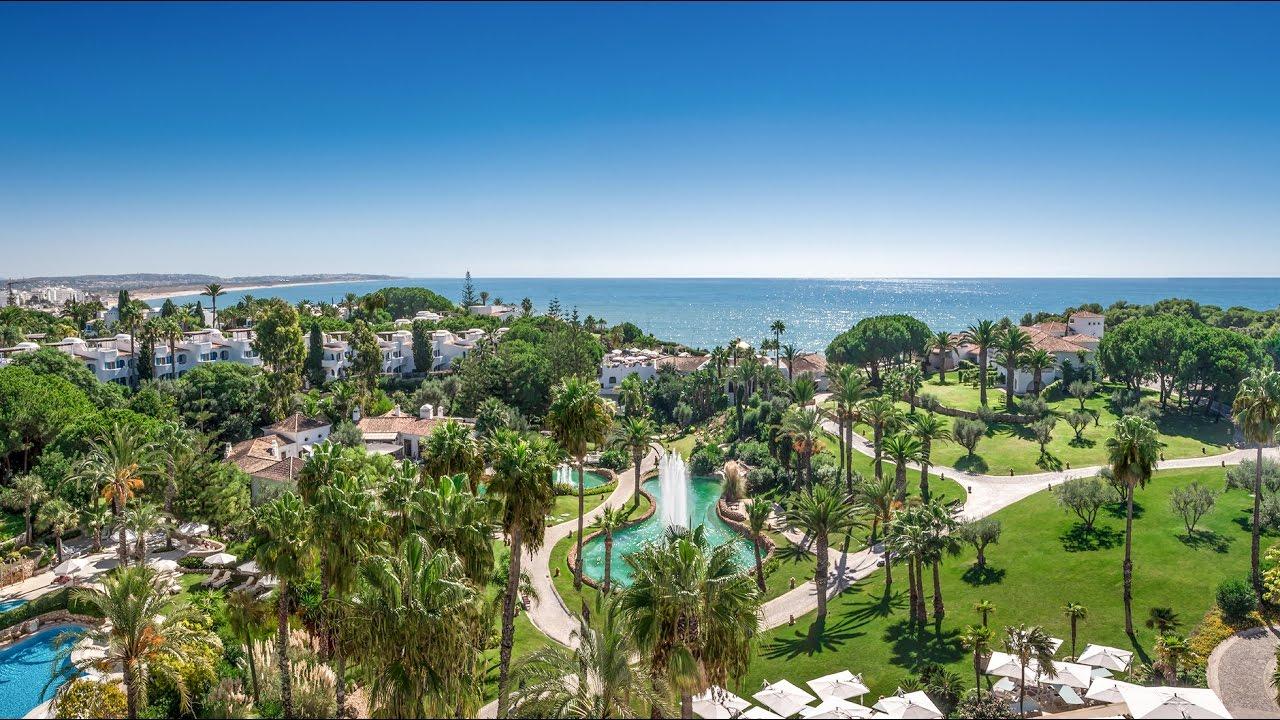 Algarve 5 Star Luxury Hotel And Beach Resort Vila Vita Parc