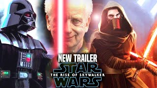 The Rise Of Skywalker New Trailer INSANE News Revealed! (Star Wars Episode 9 Trailer 3)