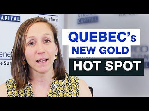 Gwen Preston: Quebec's New Gold Hot Spot