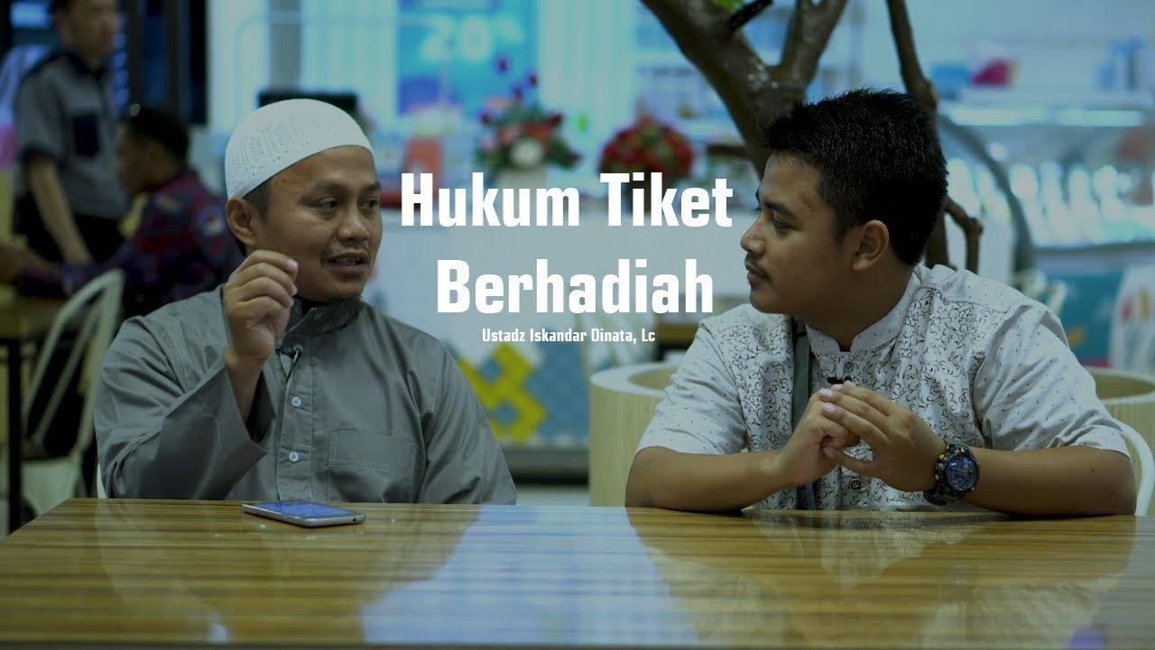 Hukum Tiket/Kupon Hadiah Dari Permainan - Jendela Dunia Islam