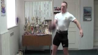 Russian biomechanics about NEW technique of KB lifting - RGSI kettlebell workout