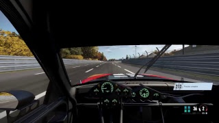 4:20 Project Cars 2  training online  H-pattern 14.10