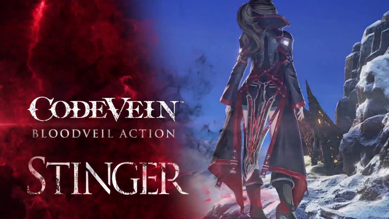 CODE VEIN - Blood Veil Trailer #2 - Stinger | X1, PS4, PC