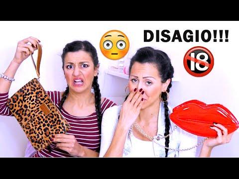 LE 5 BORSE PIÚ BRUTTE di CARLITADOLCE!!!..DISAGIO e IMBARAZZO!!!