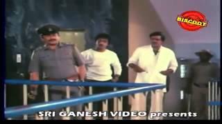 brahma vishnu maheswara kannada movie dialogue scene ambarish v ravichandran ananth nag
