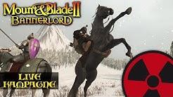 🔴 Mount & Blade 2: Bannerlord - Livestream Kampagne [Livestream vom 09.04.2020 [Deutsch]