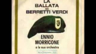 Ennio Morricone   La ballata dei berretti verdi