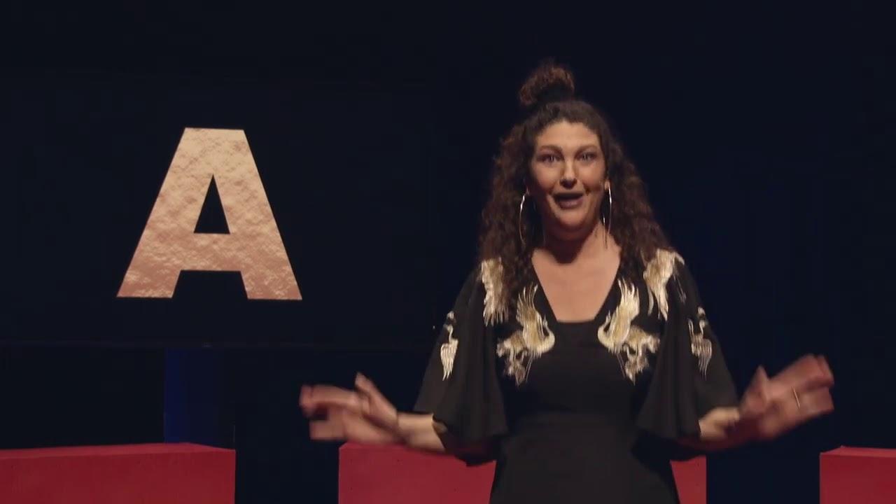 Wie die Aufregung vor dem Auftritt zum Verbündeten wird.   | Naomi van Dooren | TEDxTübingen