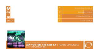 Brooklyn Bounce & Rainy - Can You Feel The Bass (Hands Up Bundle) [Official Teaser]