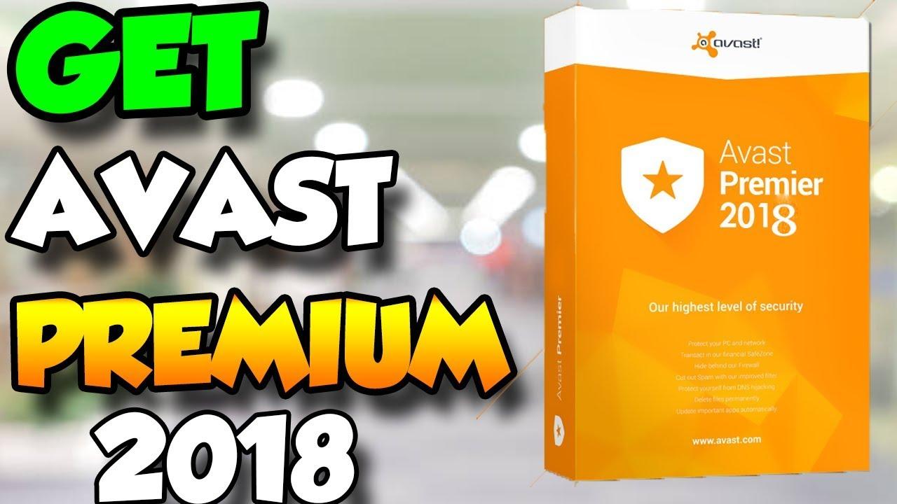 avast antivirus 2018 download with crack