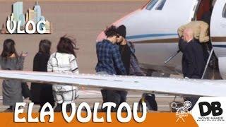 Ela voltou para o Brasil, saiba o porque - DbTv #656