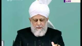 Eid-Ul-Fitr Sermon du 1er Septembre 2011 - Islam Ahmadiyya