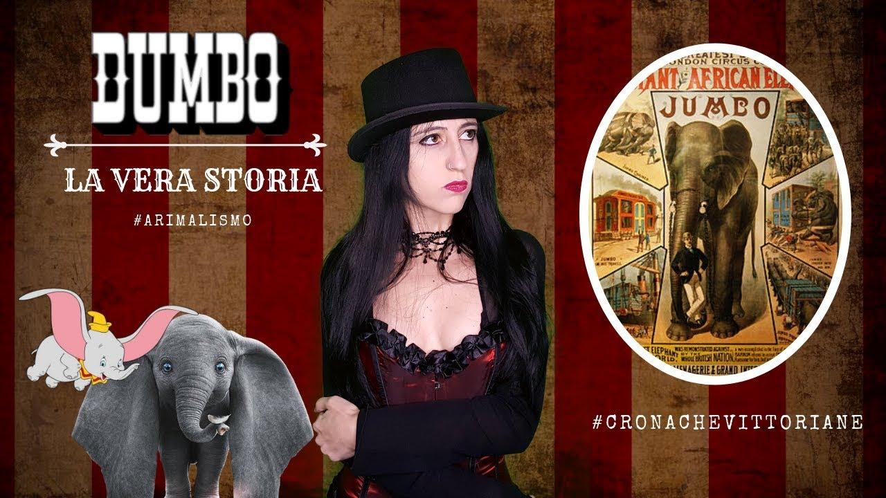 DUMBO | La Vera Storia dell'Elefante che conquistò l'Inghilterra Vittoriana