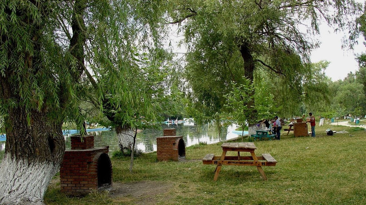 Eskişehir Musaözü Tabiat Parkı - Musaözü Göleti - Musaözü Nature Park -  YouTube