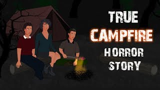 TRUE Campfire Horror Stories Animated