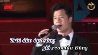Karaoke - Em đã thấy mùa Xuân chưa - Quang Dũng