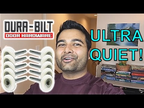 sc 1 st  YouTube & HOW TO Make YOUR GARAGE Door QUIET (Hear The Sound) - YouTube