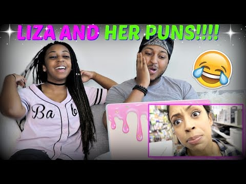 "Thumbnail: Liza Koshy ""I WAS CAUGHT IN BED... BATH AND BEYOND WITH LIZA!"" REACTION!!!!"